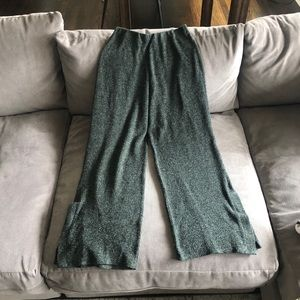 Olive Green Zara Lounge Pants